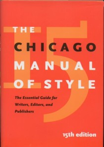 Chicago-Manual-of-Style