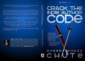 By the way, Crack the Indie Author Code 2nd Edition is out in paperback at $9.99. Smaller format, same old information if you need a NaNoWriMo kick in the inspiration. With jokes.