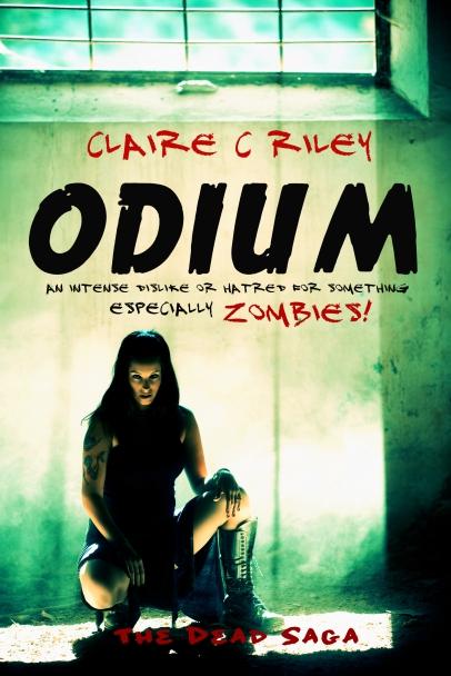 Odium The Dead Saga cover