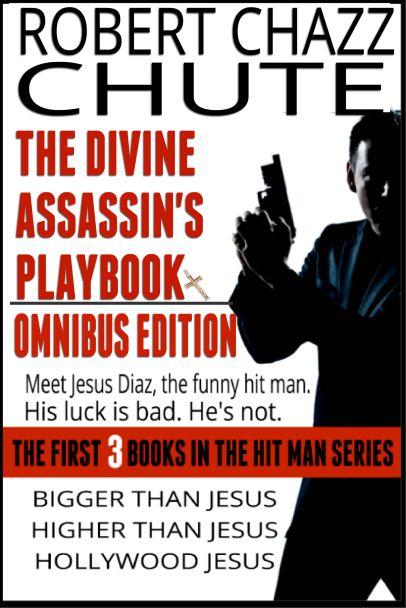 Publicity promotion c h a z z w r i t e s c o m tweaked jesus omnibus cover with cross fandeluxe Images