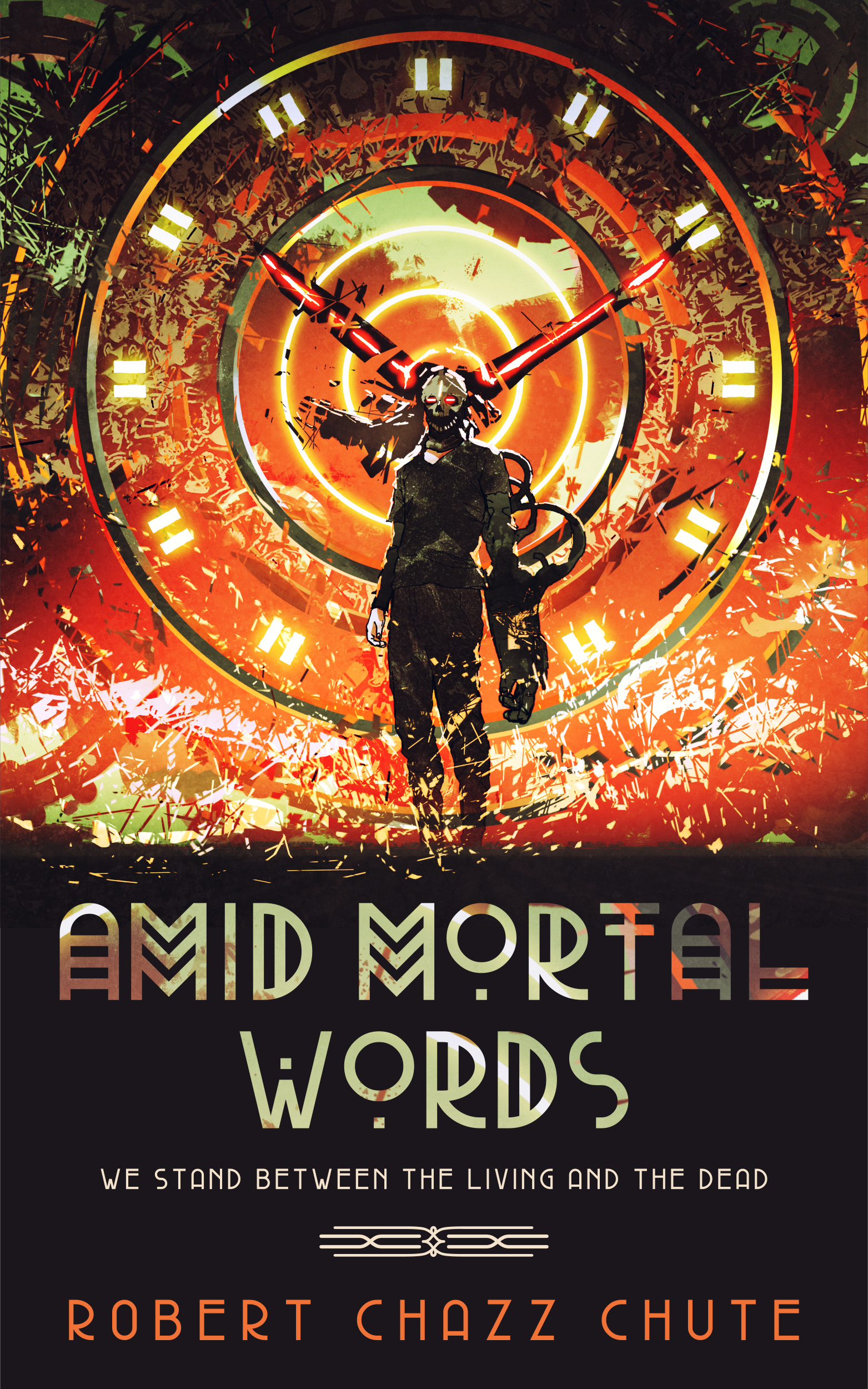Amid Mortal Words - High Resolution